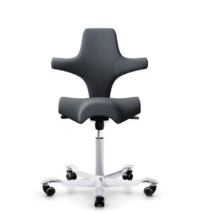 Slik velger du en god ergonomisk kontorstol | Gerdmans